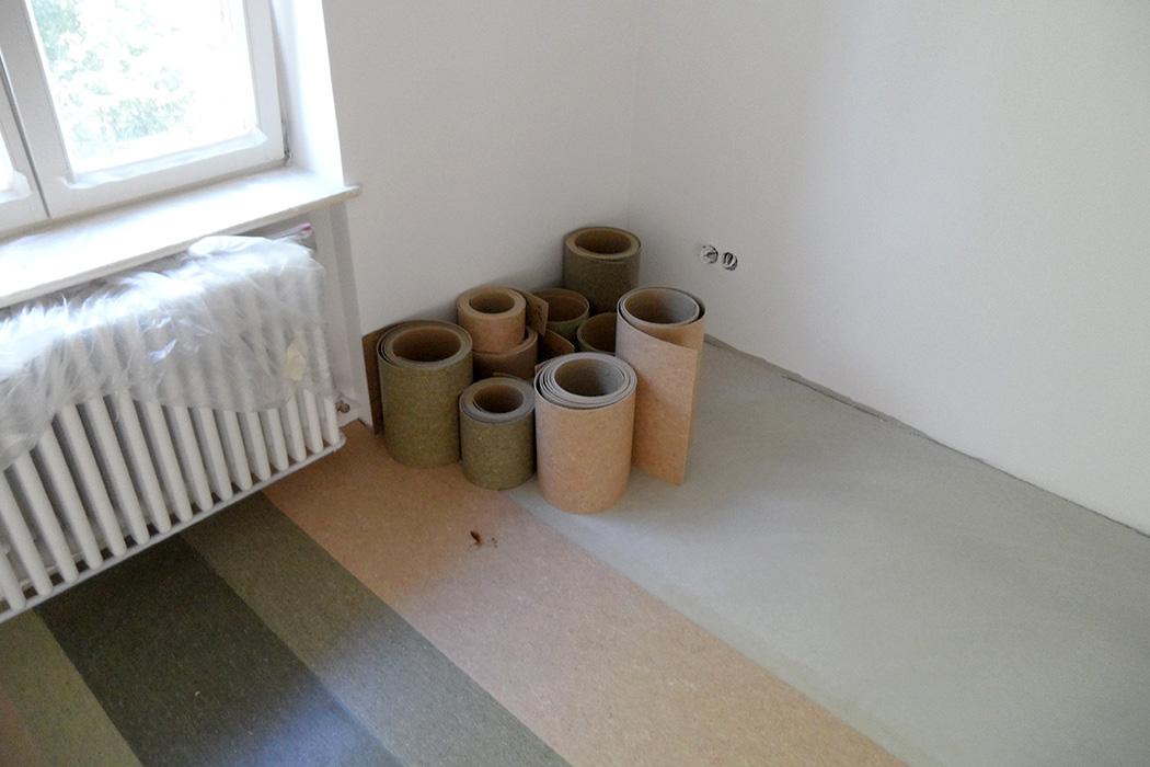 Linoleum verlegen Berlin